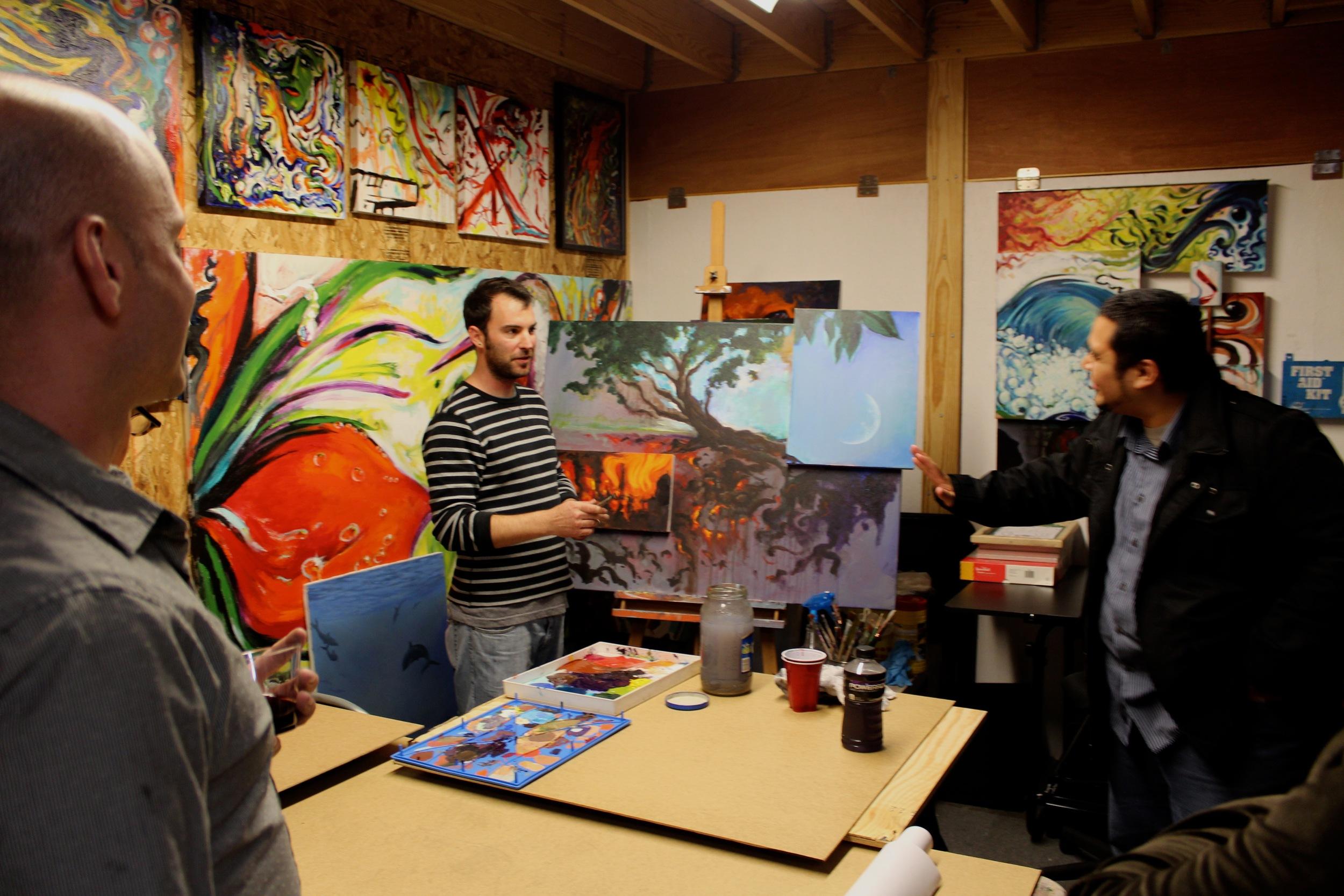 Ben DeHart Studio 13B