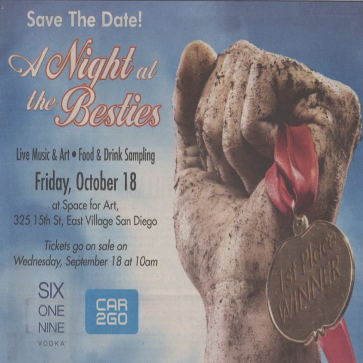 SD CityBeat Best of 2013 Party