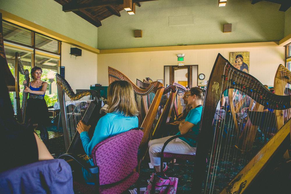 International Harp Festival 2016