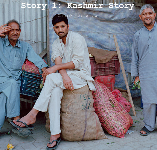 ZEZE Collective, Kashmir Story