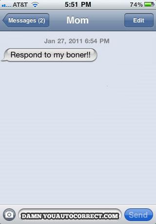dyac respond-boner