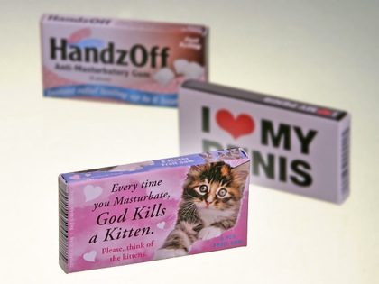 anti-masturbatory-gum
