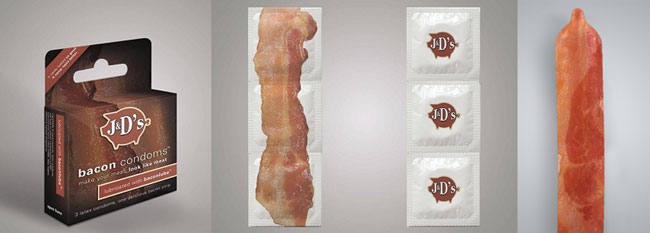 bacon-condoms