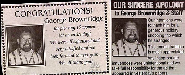 george_brownridge_congratulations_and_apology