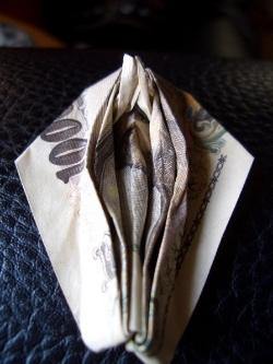 vagina money