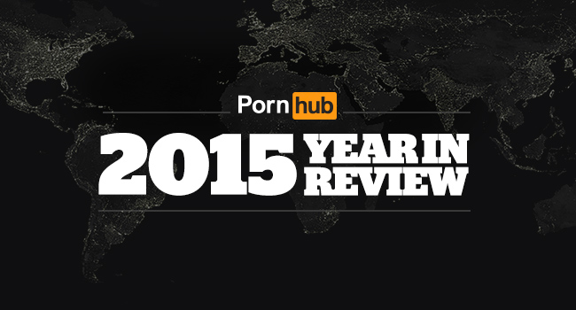 pornhub insights 2015