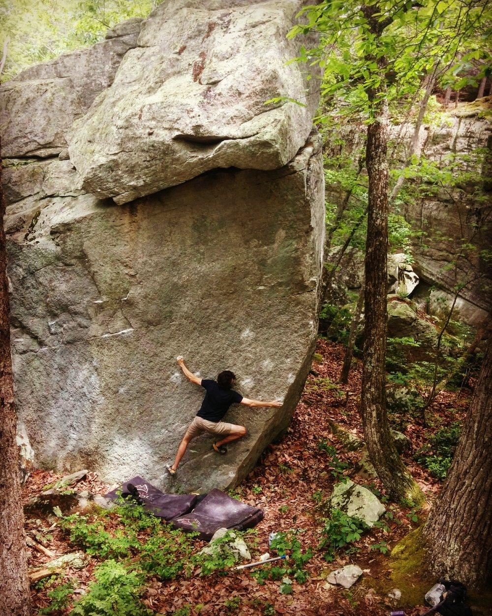 @climbingjoker on Nautica Low