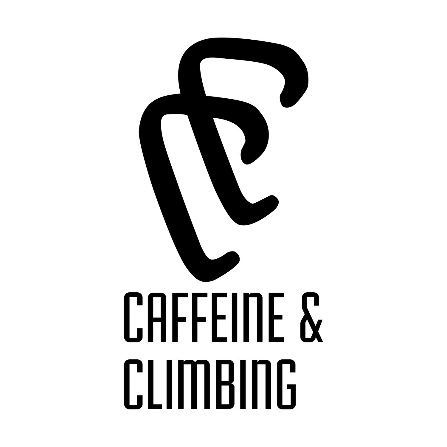 Zahnd — Caffeine and Climbing