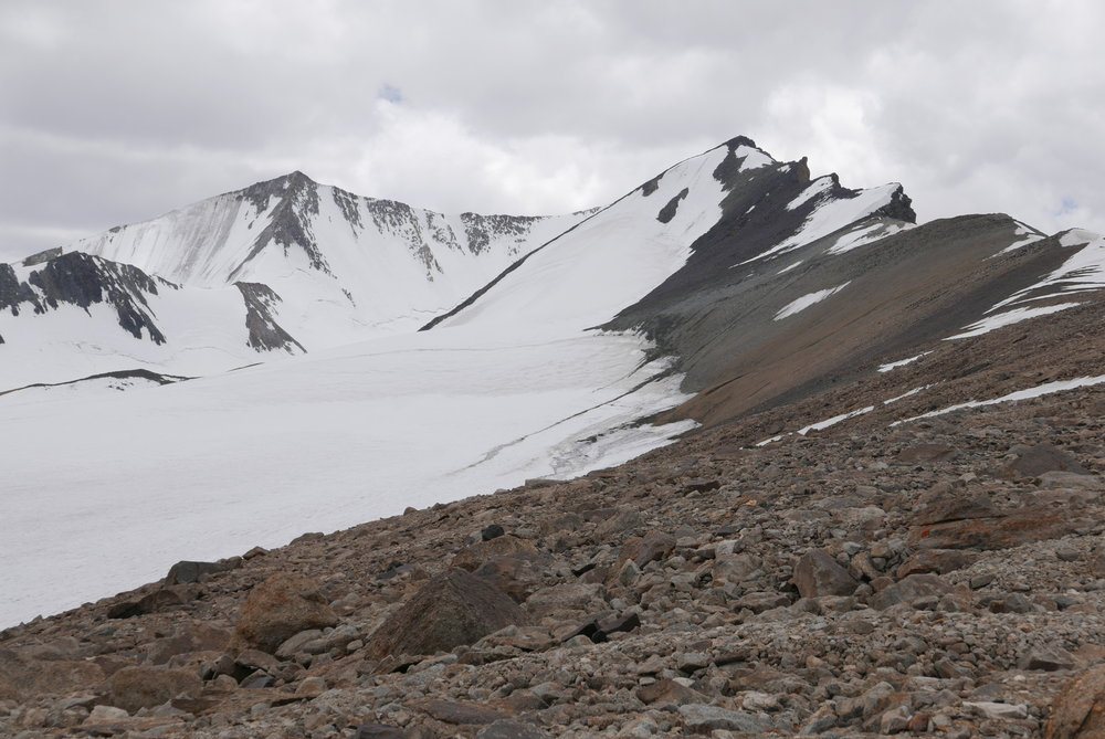 Peak of  Reponi Malai Ri