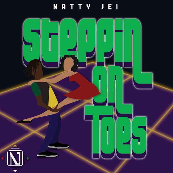 Steppin' on Toes - Single.jpg