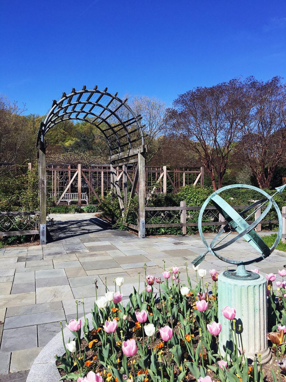 US Botanic Garden. Address: 100 Maryland Ave SW, Washington, DC 20001. Hours:  Open Daily 10AM   5PM