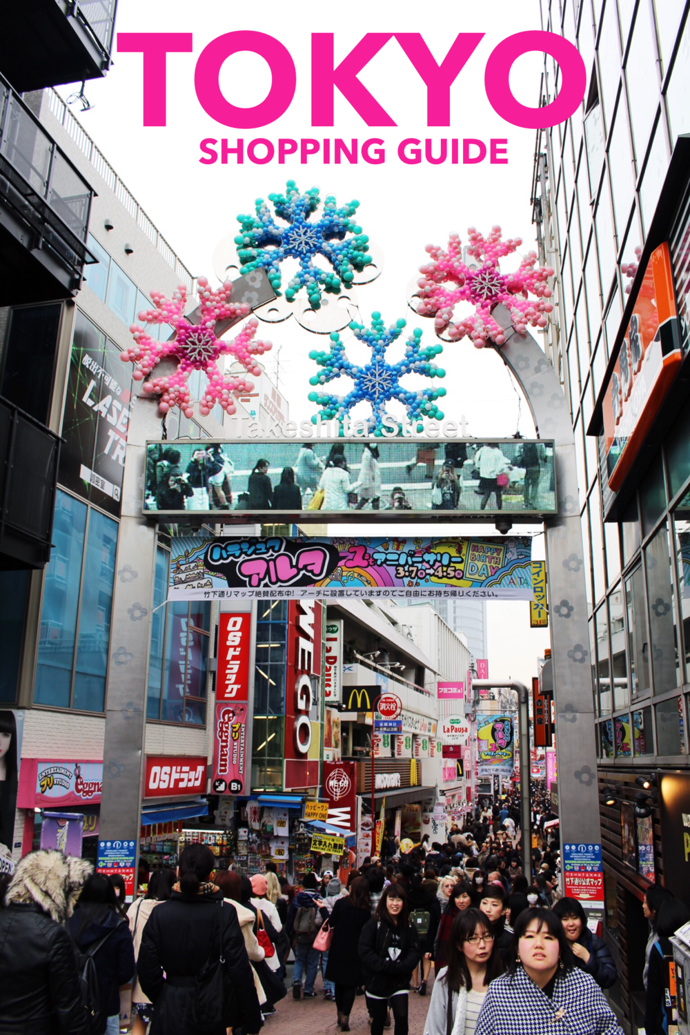 4915b0fd307 Where to Shop in Tokyo — Those Who Wandr