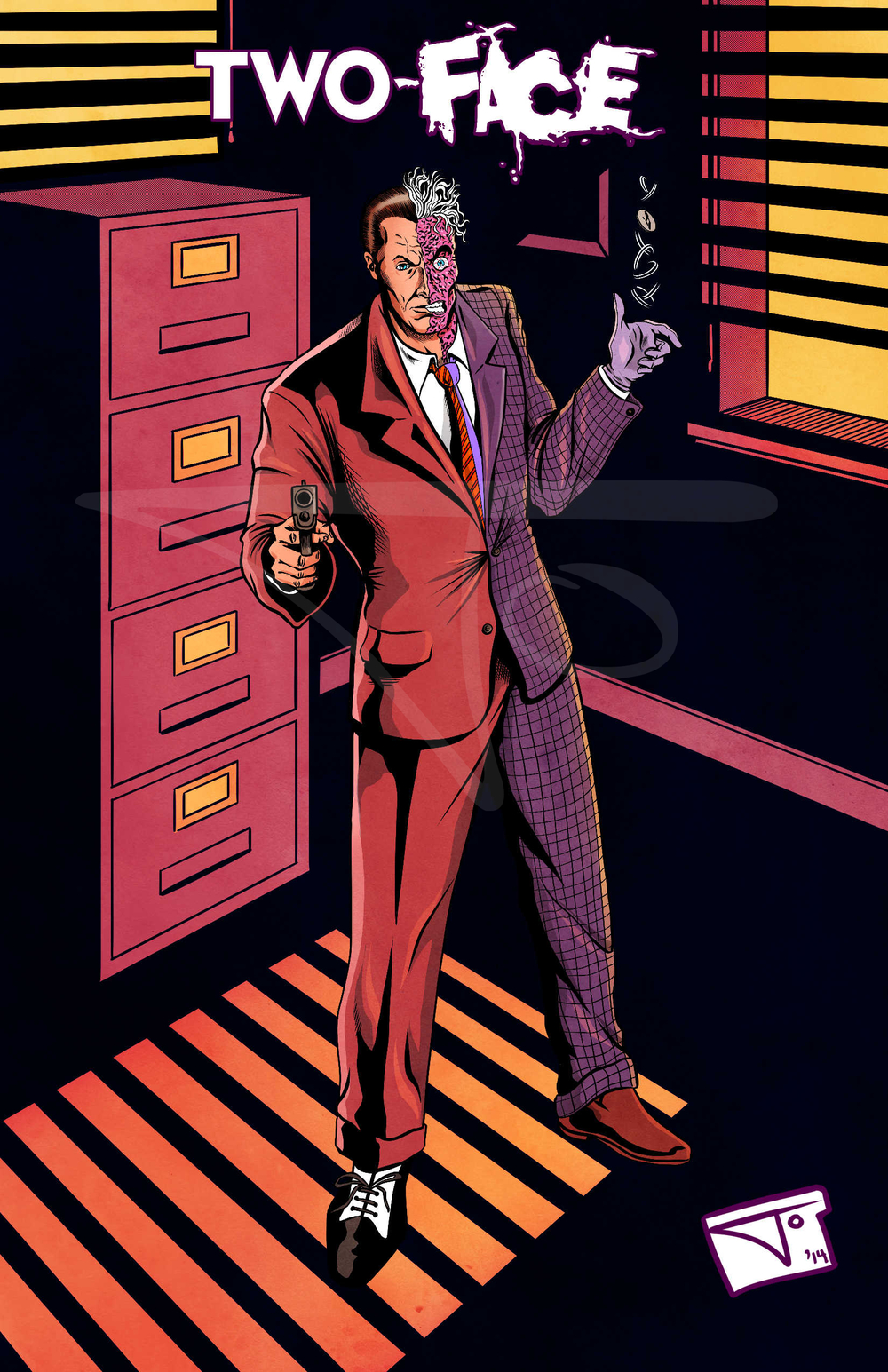 Two-Face Harvey Dent