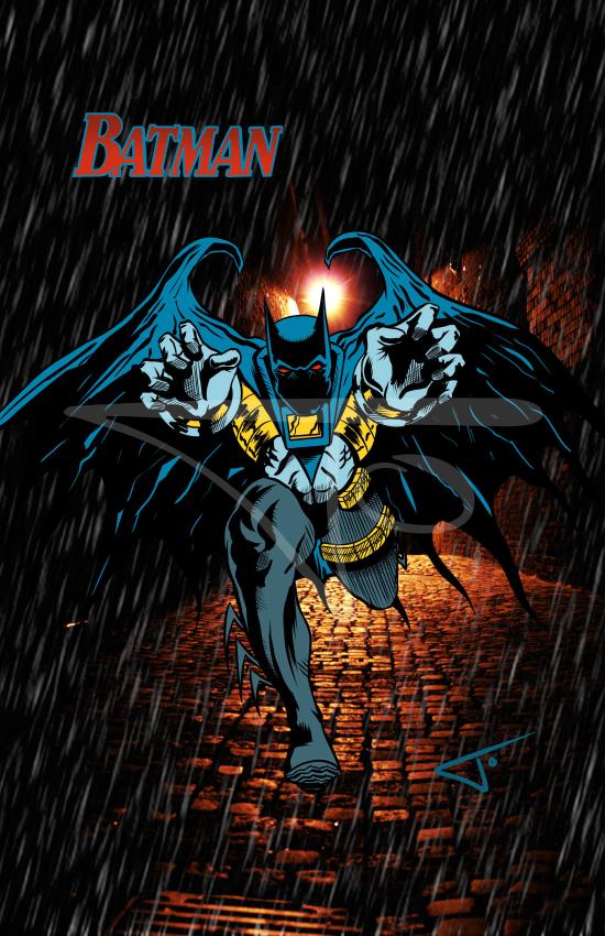 Batman Jean Paul Valley