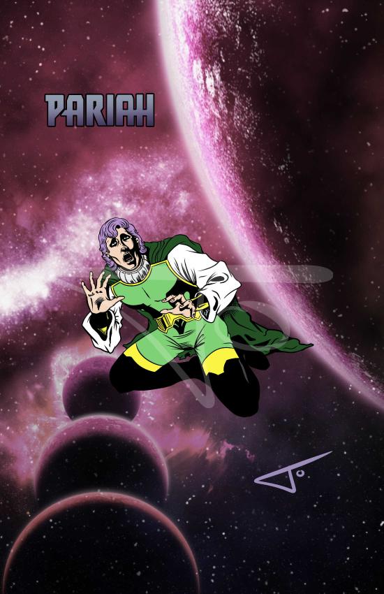 Pariah Crisis on Infinite Earths