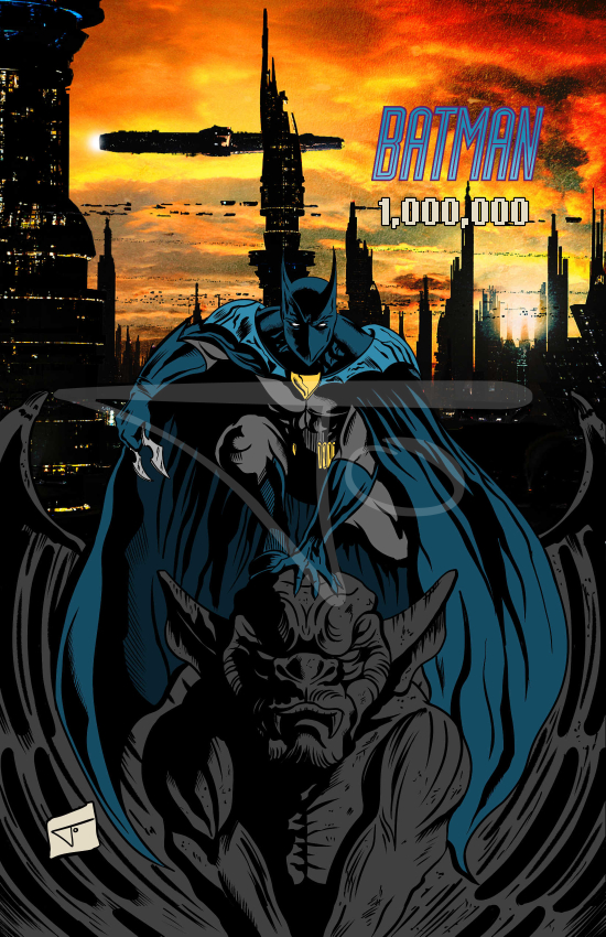 Batman DC One Million