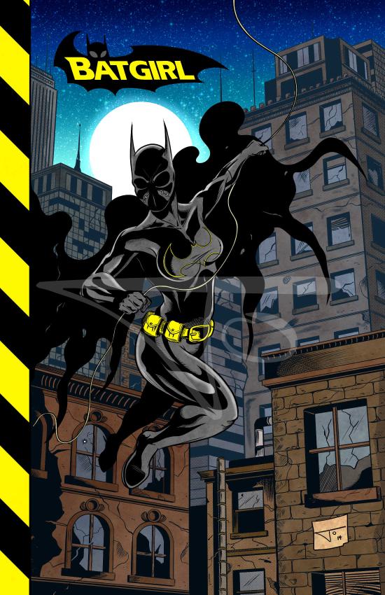 Batgirl Cassandra
