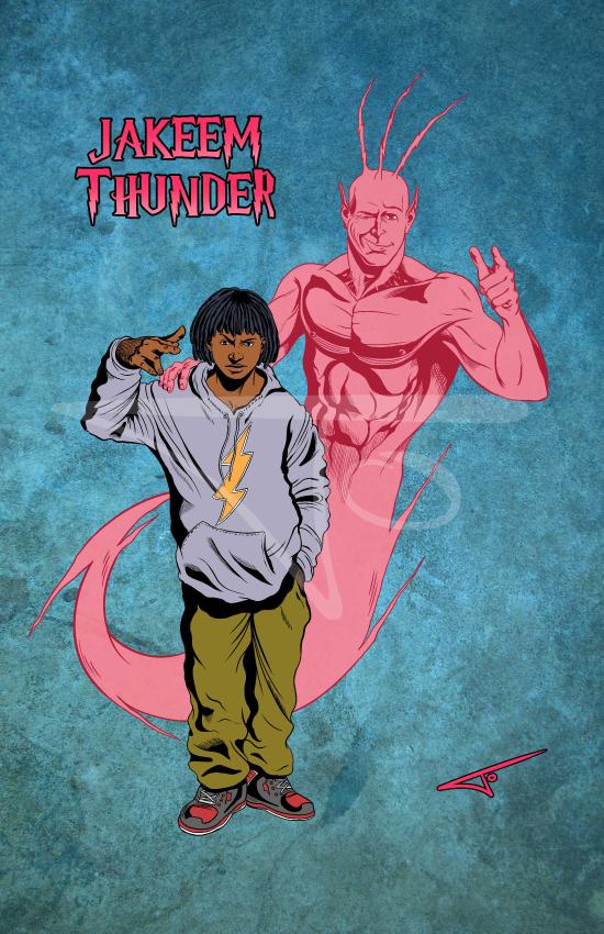 Jakeem Thunder