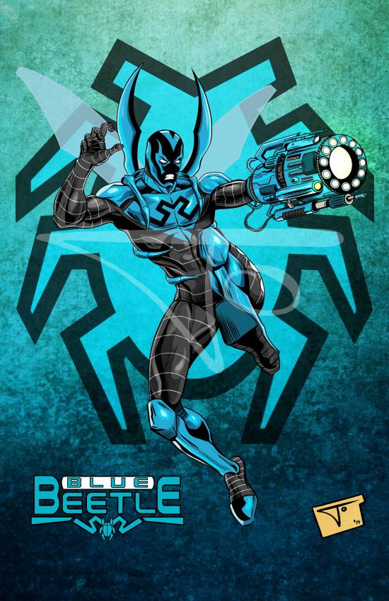 Blue Beetle Jaime Reyes