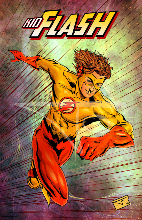 Kid Flash Bart Allen