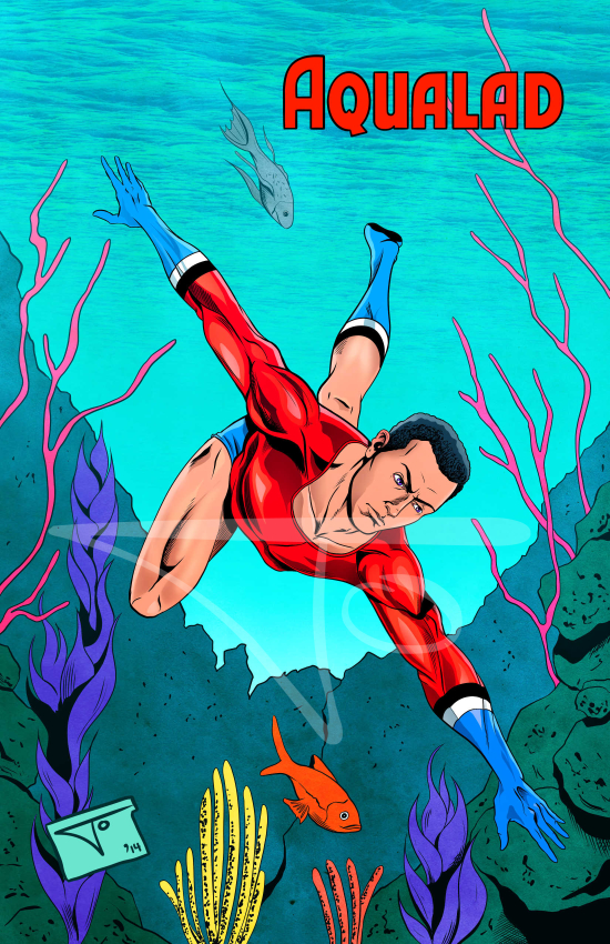 Aqualad Garth