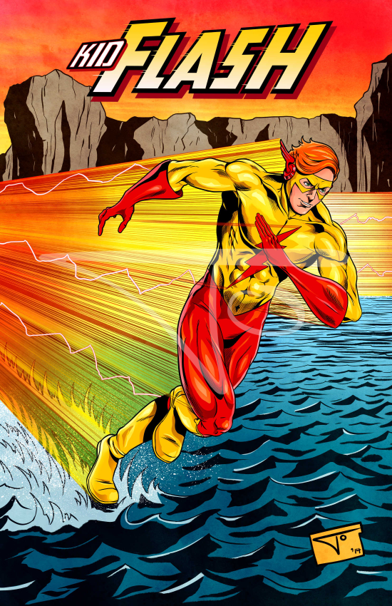 Kid Flash Wally West