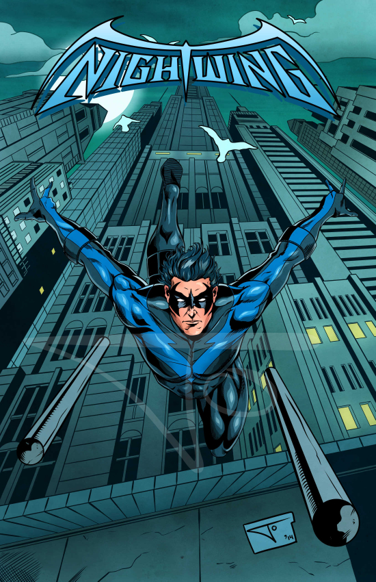 Nightwing Dick Grayson