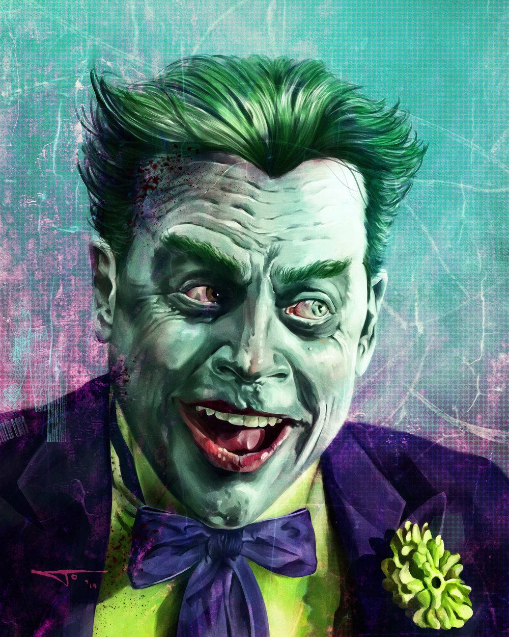 Joker Mark Hamill