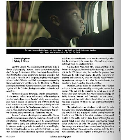Valentina Caniglia article american cinematographer 1.png