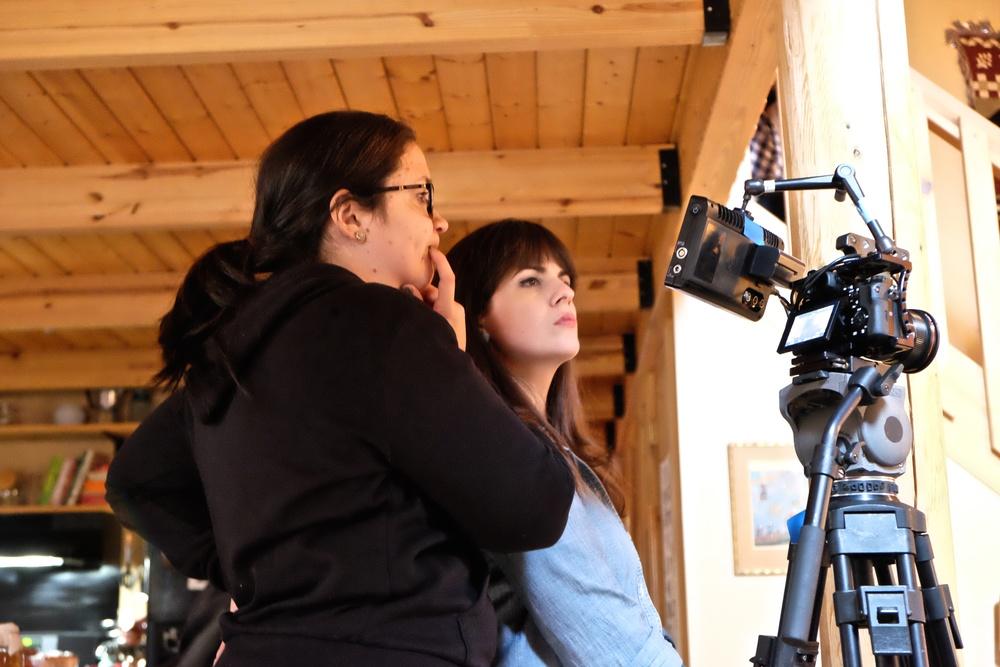 Gloria Muñoz & Caitlin Morris