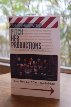 An Evening with Pitch Her Productions at Studio@620 in St. Petersburg, FL