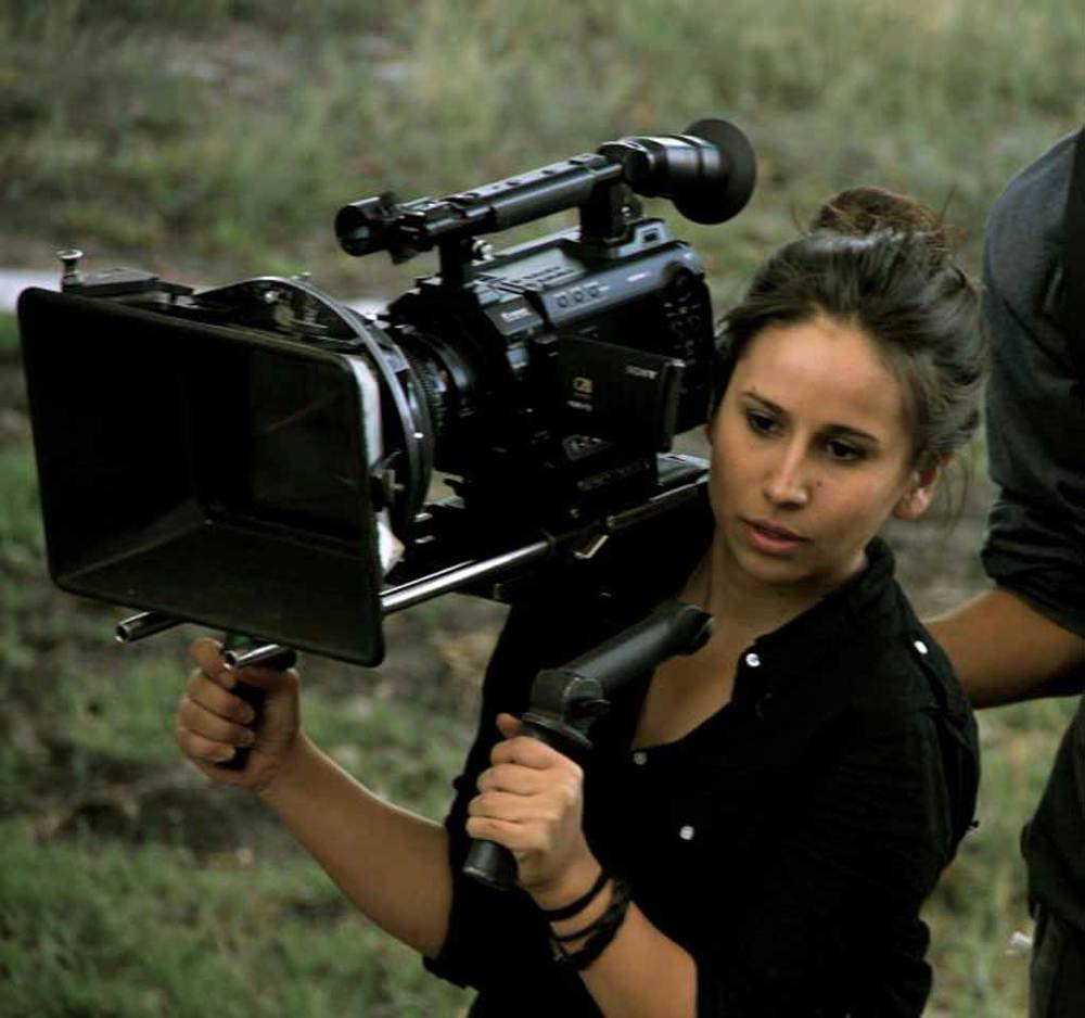 Jessica Pantoja - Cinematographer    Jessica Pantoja is a cinematographer from Mexico who honed her skills as a camera assistant under talented Mexican and American cinematographers. She moved to Los Angeles to pursue an education as a Director of Photography and received her MFA specializing in Cinematography at AFI. Her thesis film Manners of Dying was screened in several film festivals (including CameraImage, Cine Gear Expo and VIZIO filmmakers Challenge 2017) around the world contending for awards in Cinematography. This year, she worked with NYLON Magazine and completed her first feature film The Longest Night.
