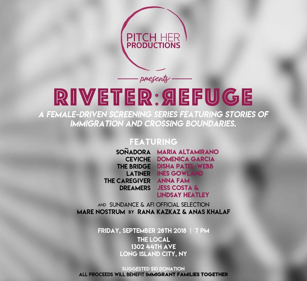 Pitch Her Riveter: Refuge