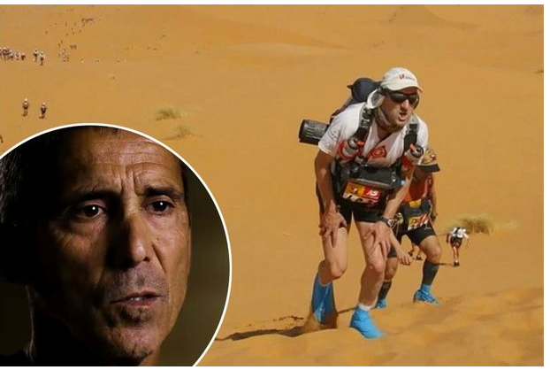 Ultra mrathon runner Mauro Prosperi drank urine and bat blood to survive 10 days in the desert