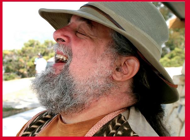 """Master Storyteller David """"Strongbear"""" Myers"""