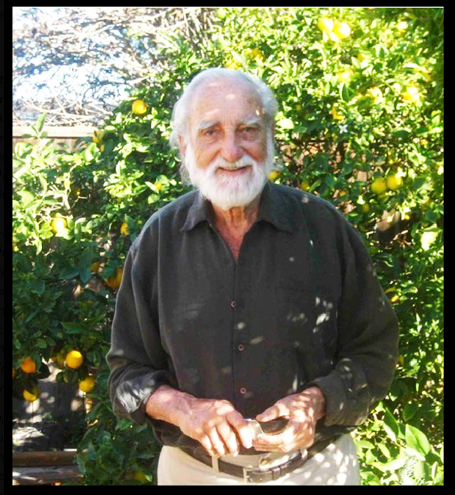 """PIERRE GRIMES . . . """"the only living Platonist on Earth"""" and a """"true Jnana Yogi"""" will be our distinguished guest presenter next month up on the mountain. Come join us and learn from a real master."""
