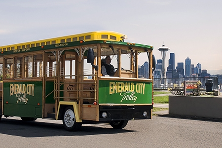 Emerald City Trolley