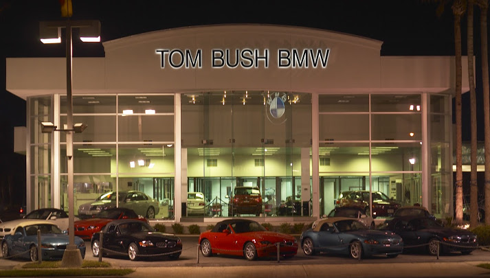 TOM BUSH BMW JACKSONVILLE