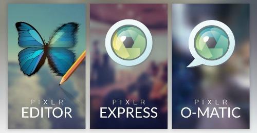 Pixlr - Social Media App