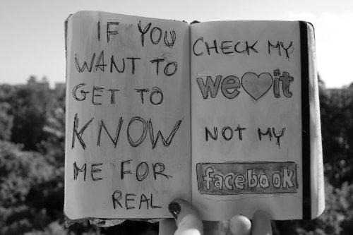 We Heart It Social Sharing Platform