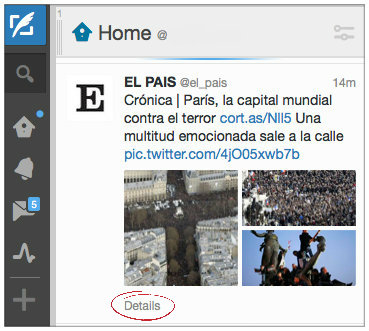 Bing Traslator Twitter TweetDeck