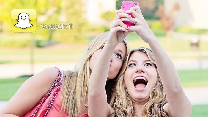 Snapchat Mashable