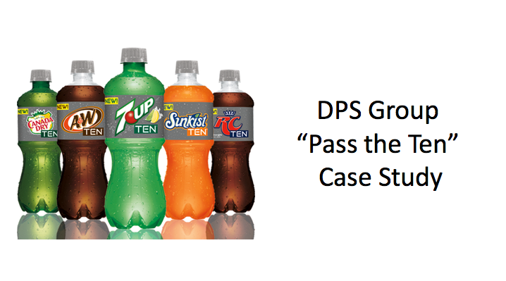"DPS Group ""Pass the Ten"" Case Study"