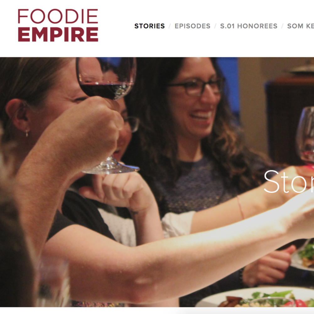 Foodie Empire Stories on Seattle Foodies by Dana Dyksterhuis