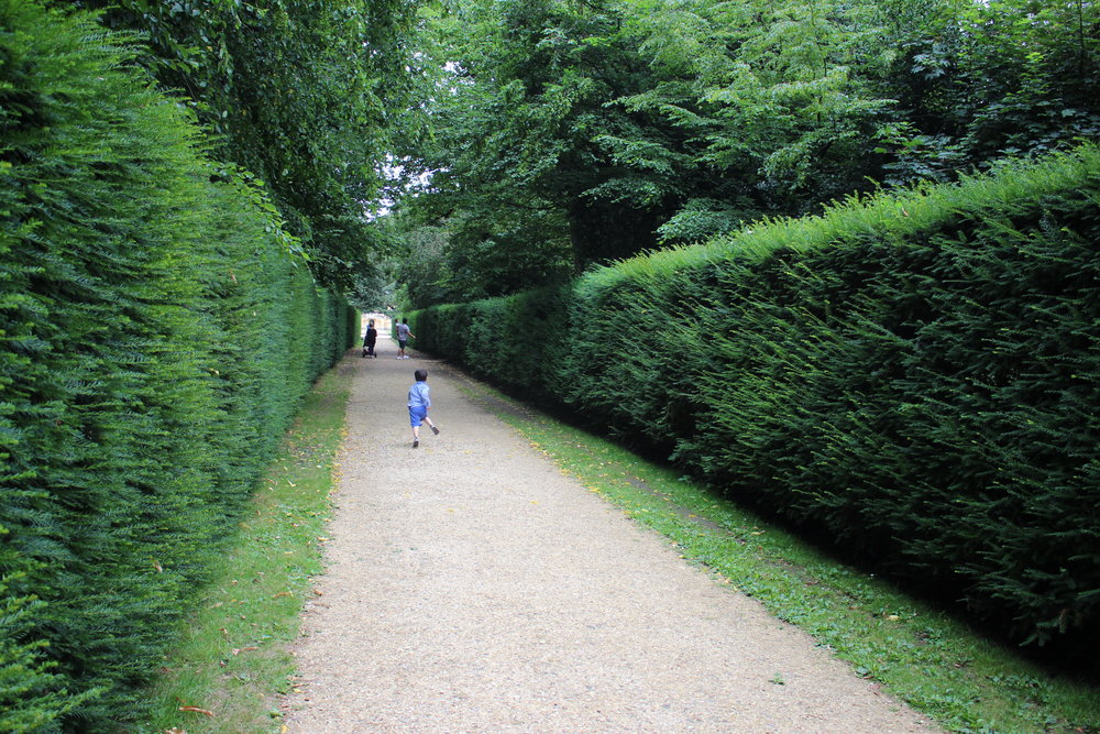 London With Children: Chiswick House and Gardens