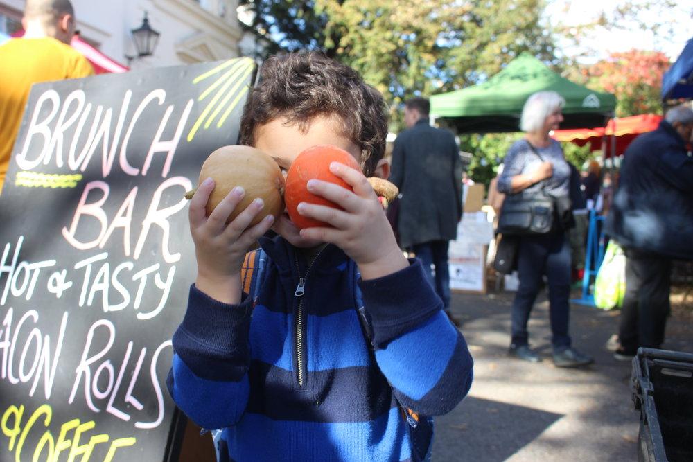 Best London Farmers Market, Barnes Farmers Market via BoastHouse