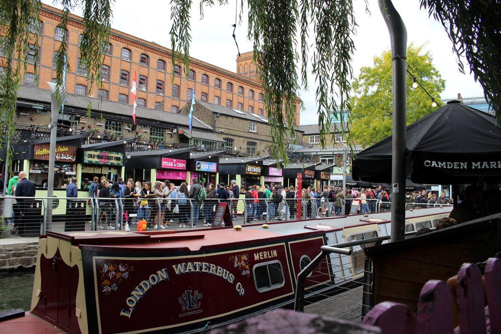 London To Do, Camden Market