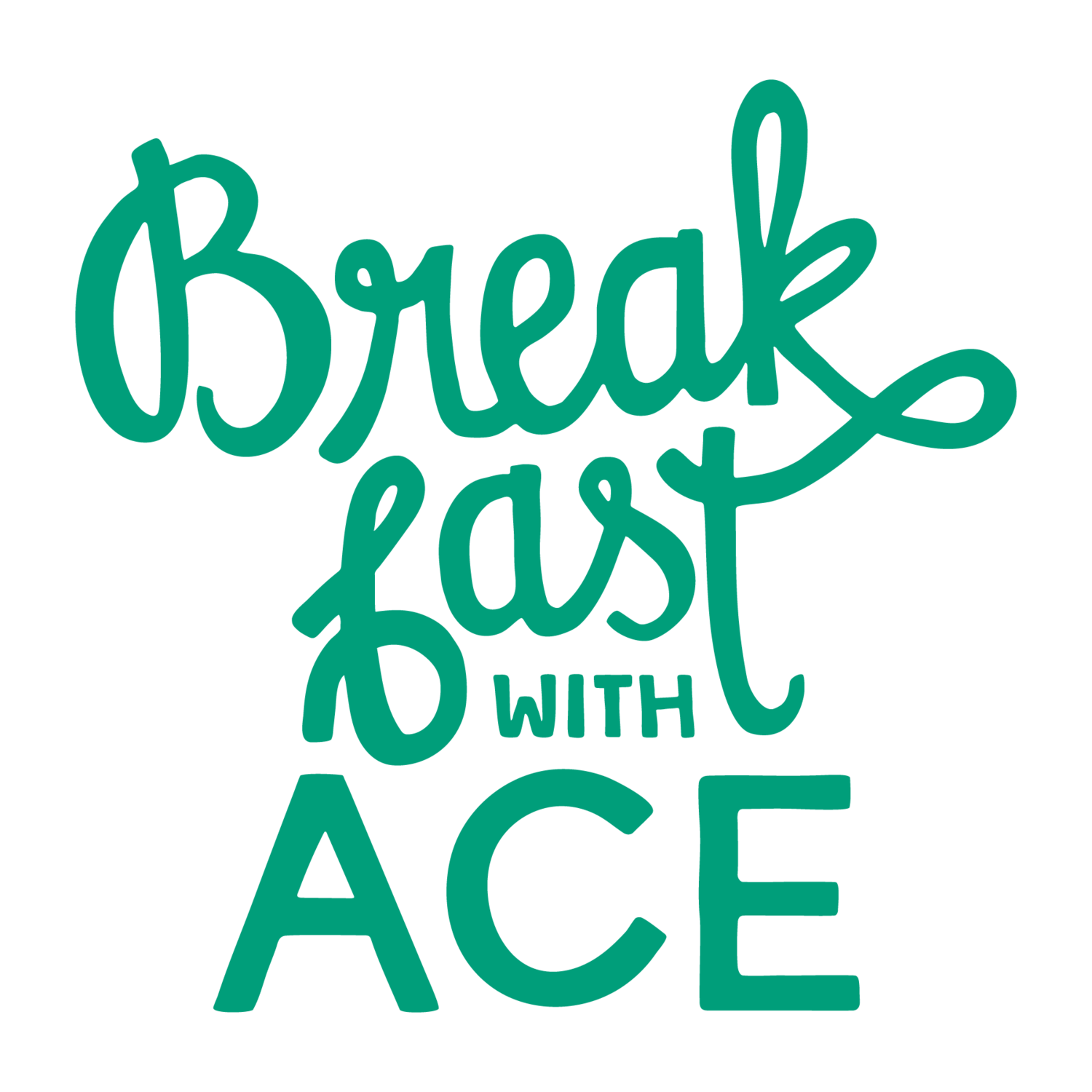 breakfast with ace