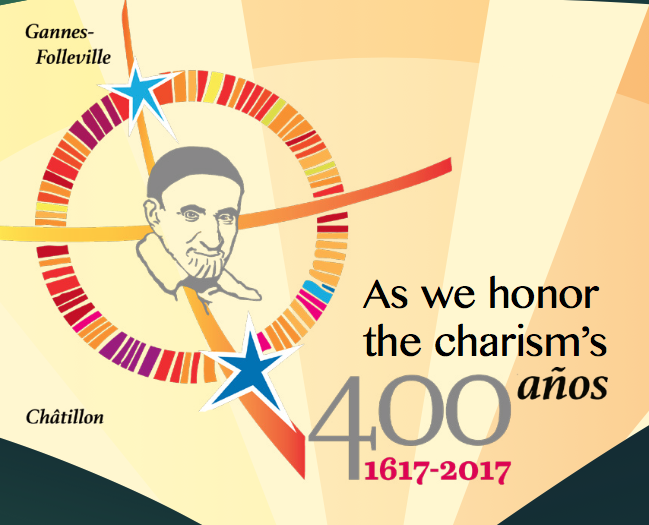 The 2017 North American Vincentian Family Gathering will take place during the 400th anniversary of the Vincentian charism! To learn more about the legacy of various Vincentian figures and the 400th anniversary click the image above.