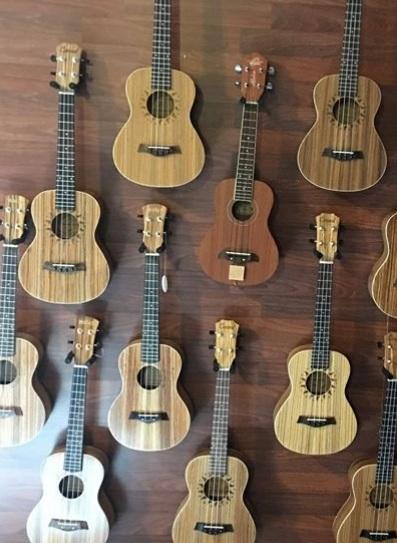 Sure - we have ukuleles!